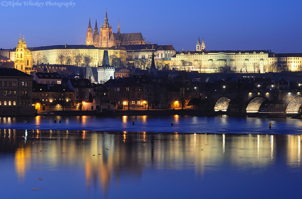 Prague Castle by Alpha Whiskey Photography