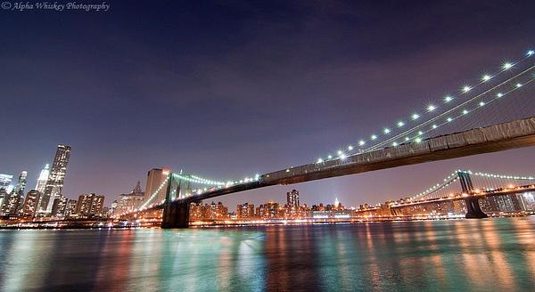 Brooklyn Bridge by Alpha Whiskey Photography