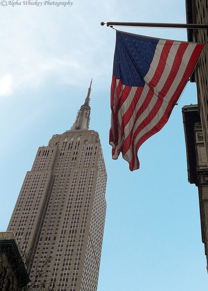 Empire State Building by Alpha Whiskey Photography