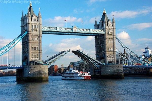 Tower Bridge by Alpha Whiskey Photography