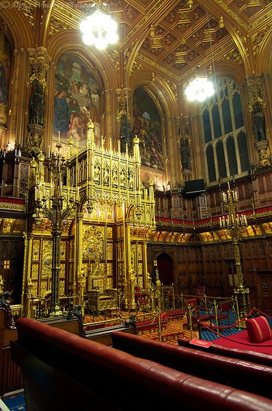 House Of Lords by Alpha Whiskey Photography