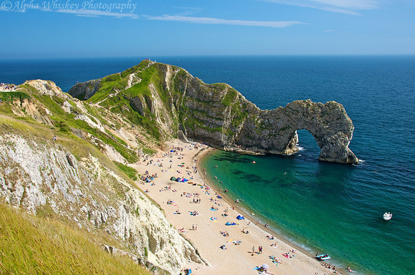 Durdle Door by Alpha Whiskey Photography