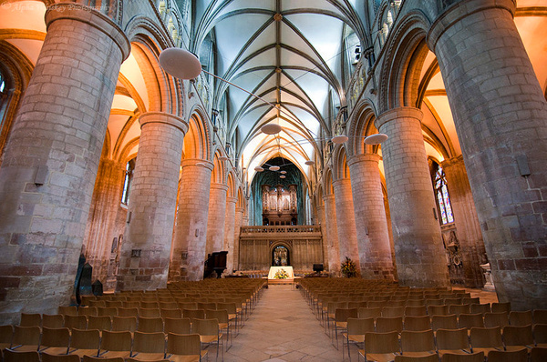 Gloucester Cathedral by Alpha Whiskey Photography