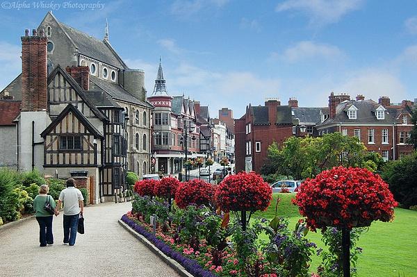 Shrewsbury by Alpha Whiskey Photography