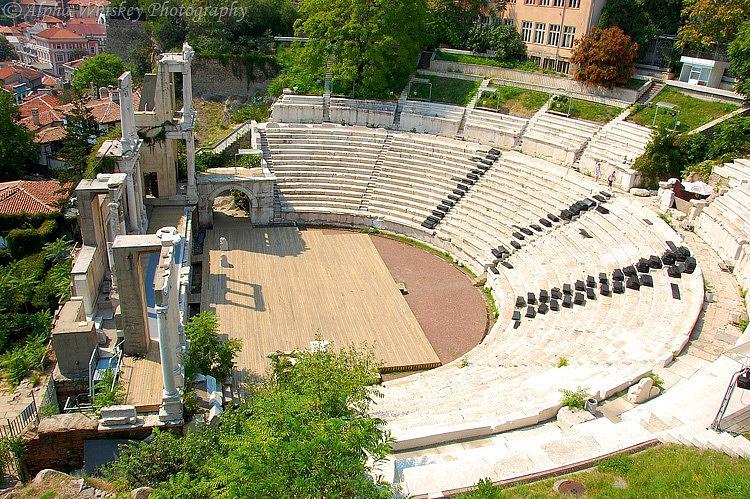 Plovdiv_Amphitheatre