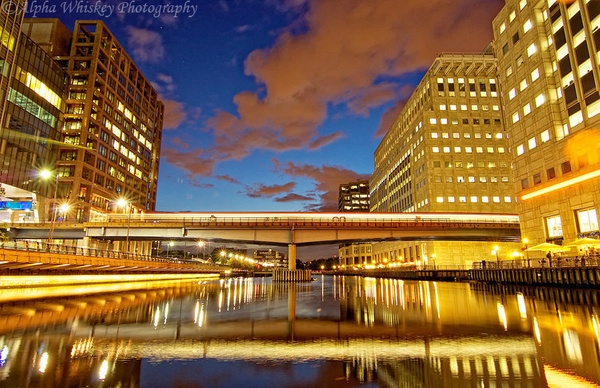 Canary Wharf by Alpha Whiskey Photography