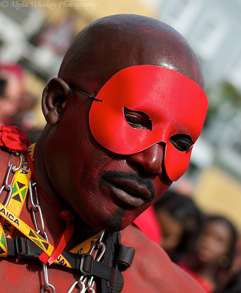Notting Hill Carnival 2011 by Alpha Whiskey Photography