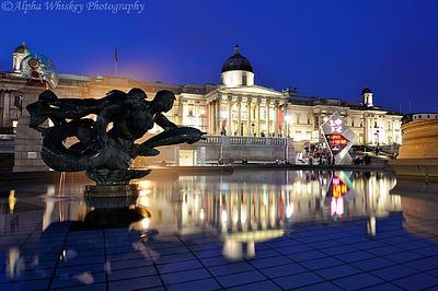 London Night Shoot with Jena