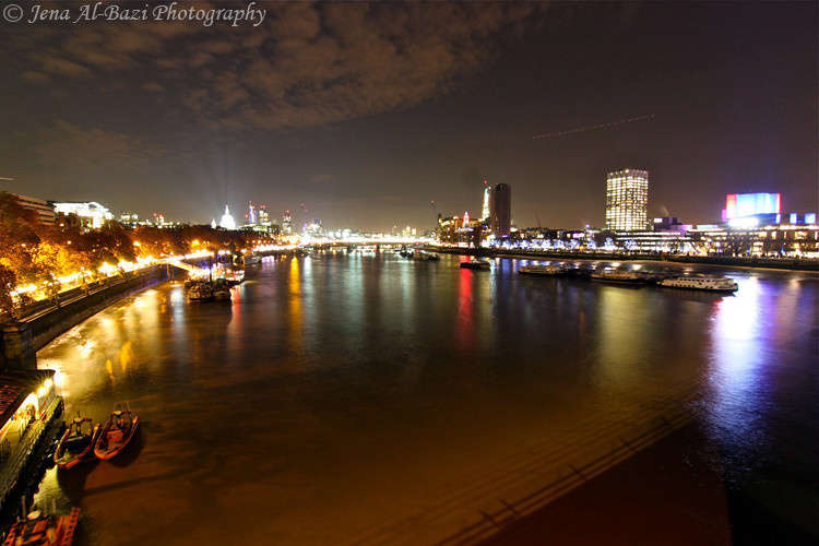 Jena's London Night Shots
