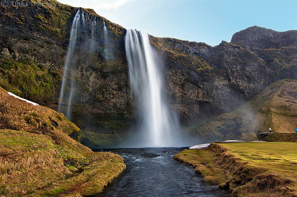 Seljalandfoss by Alpha Whiskey Photography