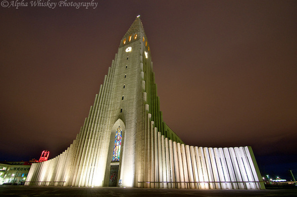 Reykjavik by Alpha Whiskey Photography