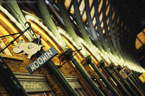 Covent Garden by Alpha Whiskey Photography