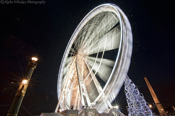 12a_Le_Grand_Roue by Alpha Whiskey Photography