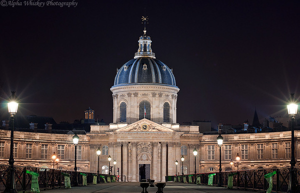16_L_Institute_de_France_ by Alpha Whiskey Photography