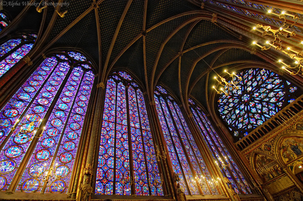 19_Saint-Chapelle by Alpha Whiskey Photography