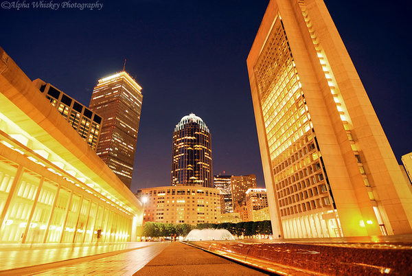 Boston Nights by Alpha Whiskey Photography