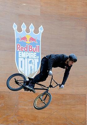 Red Bull Empire Of Dirt