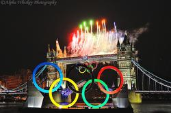 Olympic Decor 2012