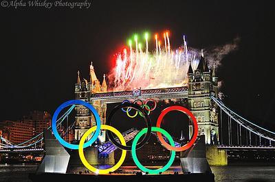 Olympic Decor 2012