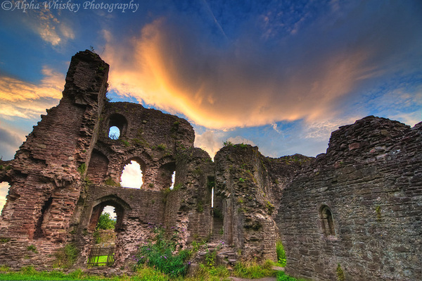18_Abergavenny_Castle by Alpha Whiskey Photography