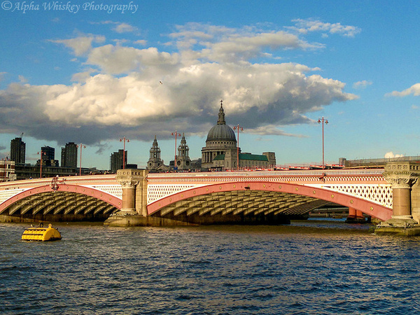 Evening Around St. Paul's by Alpha Whiskey Photography