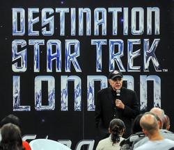 Star Trek London 2012