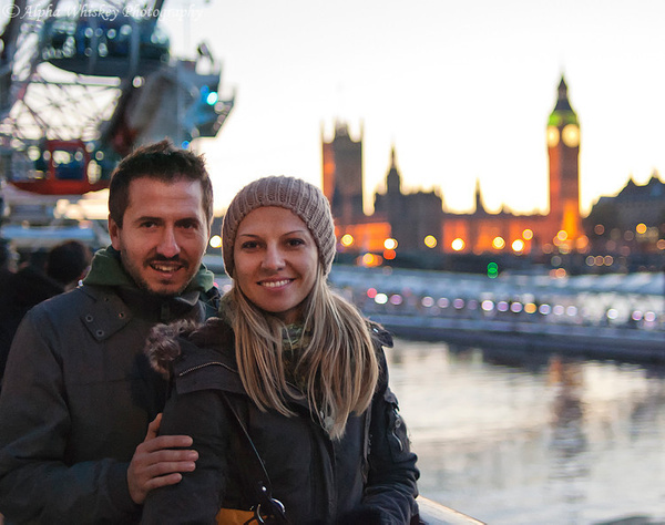Genka and Petar's London Trip by Alpha Whiskey...