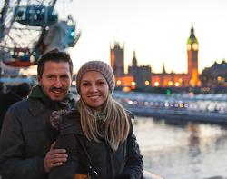 Genka and Petar's London Trip