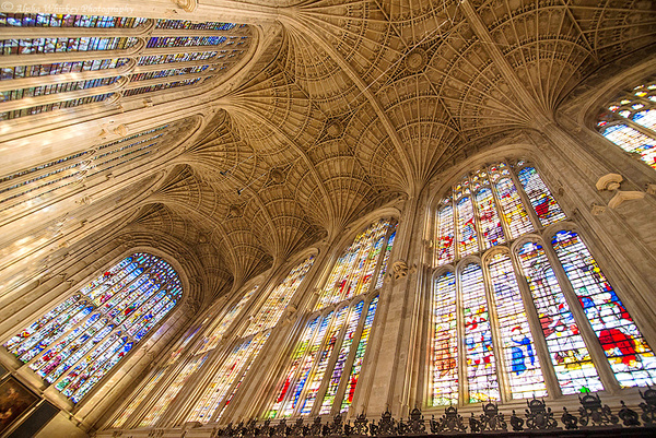 King's College Chapel by Alpha Whiskey Photography