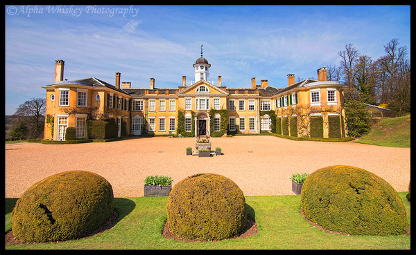 Polesden Lacey by Alpha Whiskey Photography by Alpha...