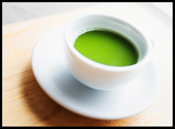 Green Tea by Alpha Whiskey Photography