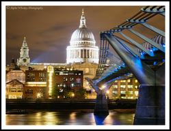 St Paul's Night Shoot