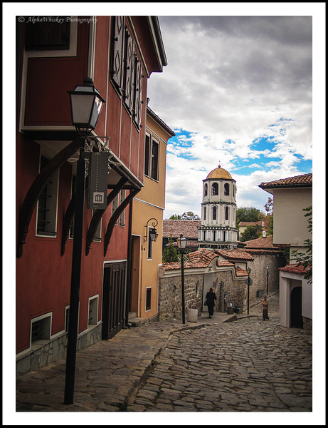 Plovdiv Lite by Alpha Whiskey Photography