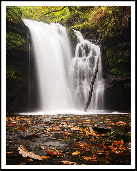 Waterfall by Alpha Whiskey Photography