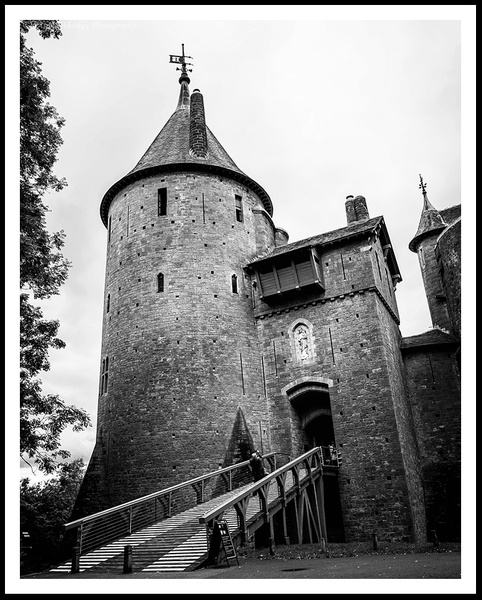 Castle Coch by Alpha Whiskey Photography