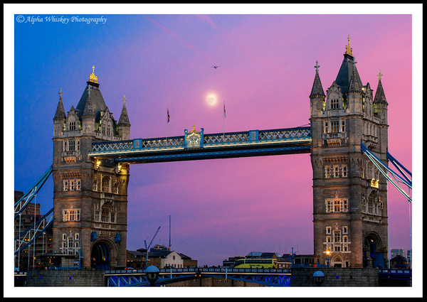 Tower Bridge Shoot by Alpha Whiskey Photography