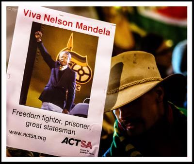 Mandela Tribute