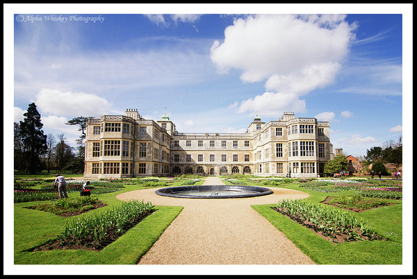 Audley End House And Garden by Alpha Whiskey Photography...
