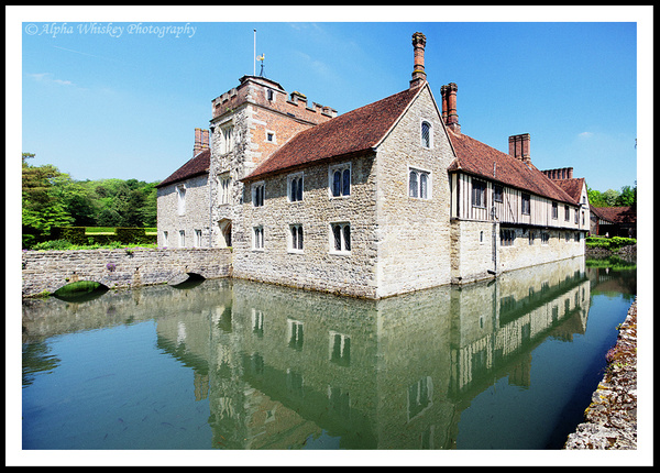 Ightham Mote by Alpha Whiskey Photography by Alpha...