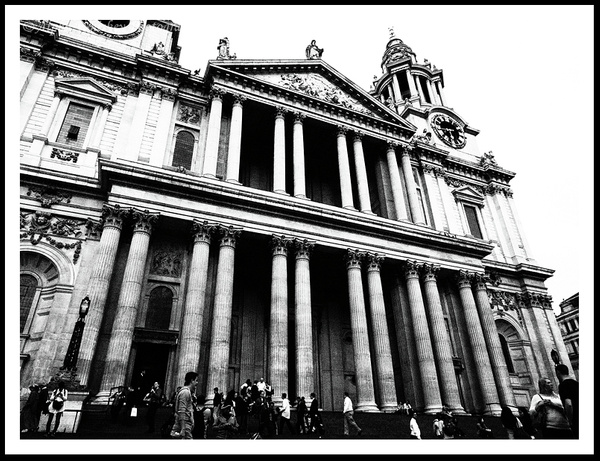 Photo Walk Around St Paul's. by Alpha Whiskey Photography