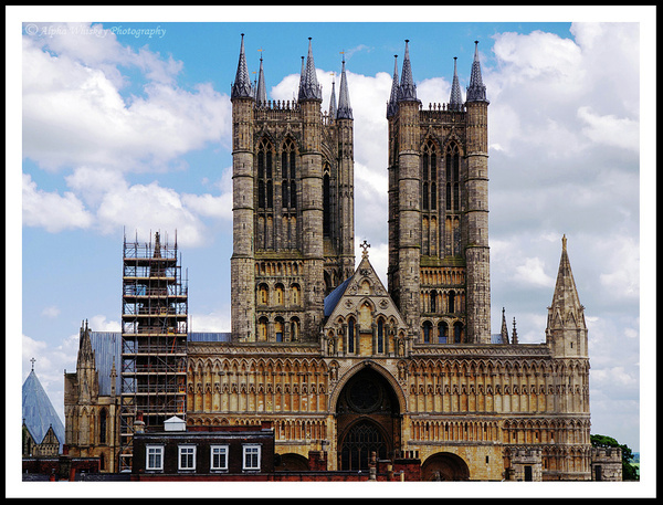 Lincoln Cathedral by Alpha Whiskey Photography