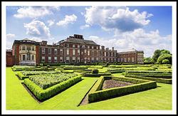 Wimpole Estate - Hall