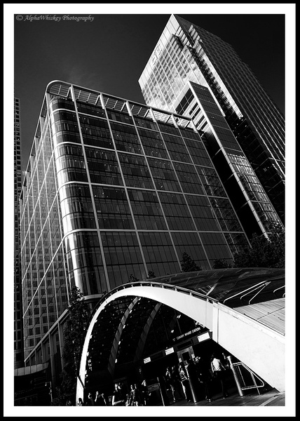 Canary Wharf Photo Challenge by Alpha Whiskey Photography