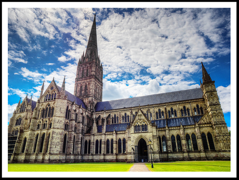 1 Salisbury Cathedral