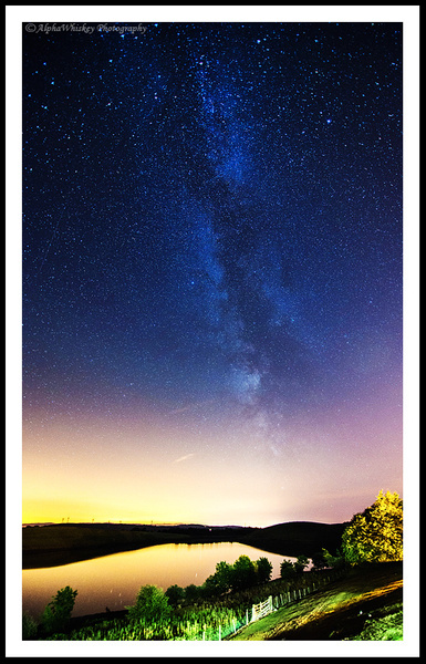 Milky Way Over Lake District by Alpha Whiskey Photography