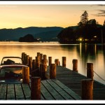 Evening On Windermere