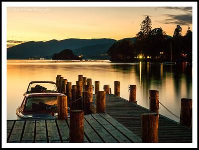 Evening On Windermere
