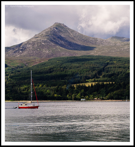 Arran by Alpha Whiskey Photography