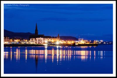 Evening In Largs