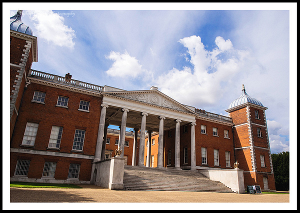 Osterley House And Park by Alpha Whiskey Photography